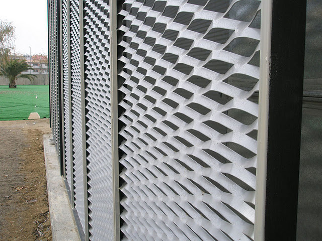 Expanded Metal Exapanded Mesh